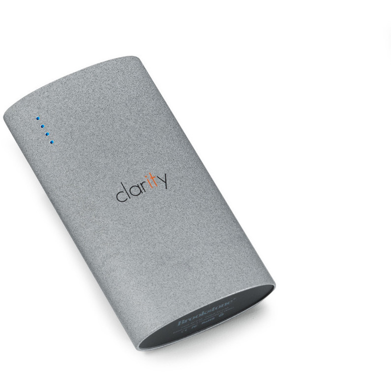 Brookstone Compact Portable Power Bank - 4400mAh