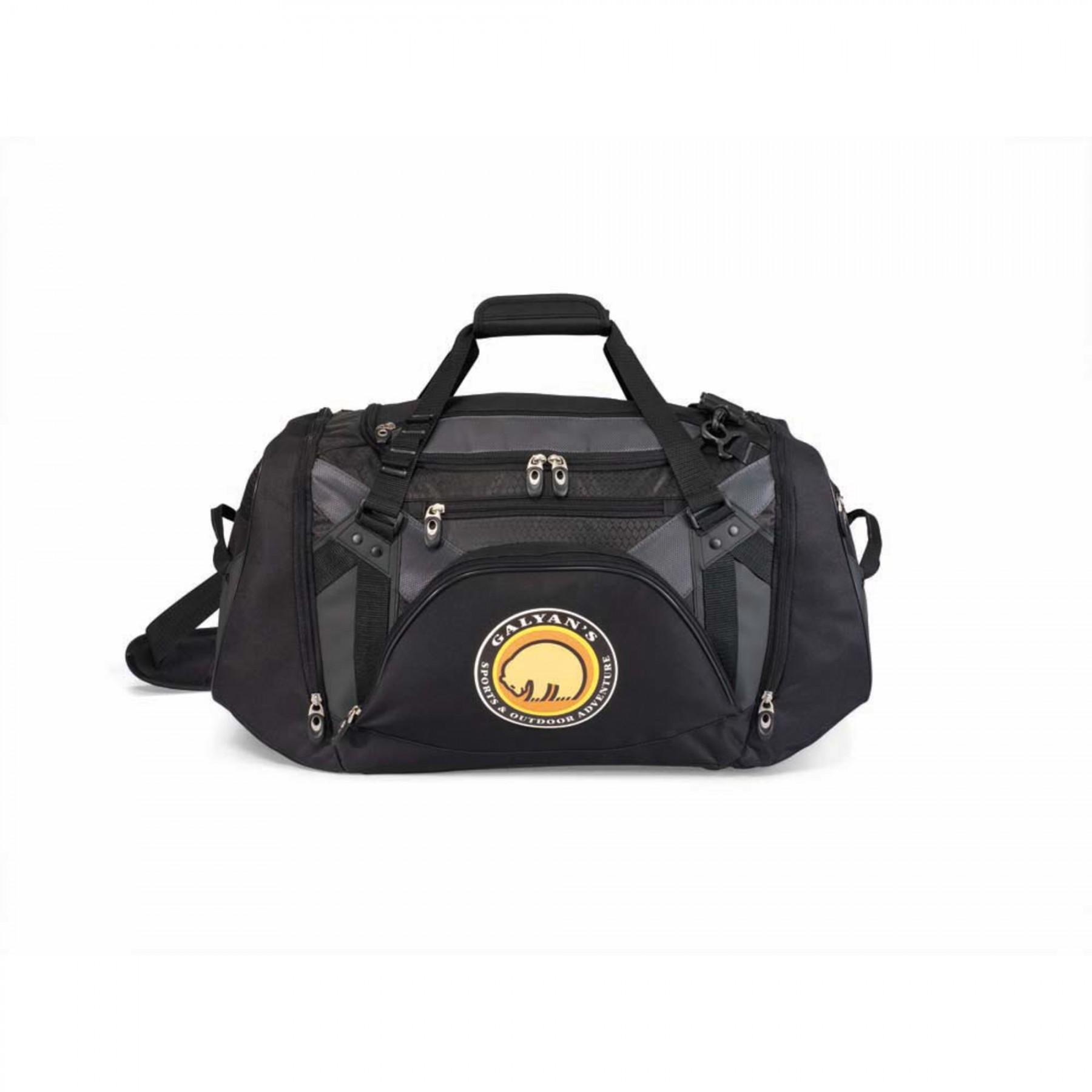 Large Vertex? Tech Duffel
