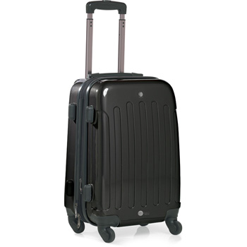 "Brookstone Dash II 20"" Upright Wheeled Luggage"